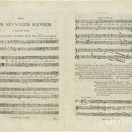 The Star Spangled Banner - Francis Scott Key