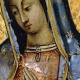 The Virgin of the Guadaloupe - Mexican School