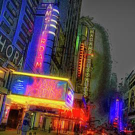 Theodore Jones - Times Square