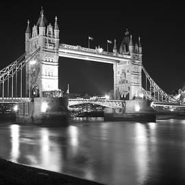 David French - Tower Bridge on the Thames London