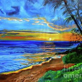Jenny Lee - Tropical Sunset