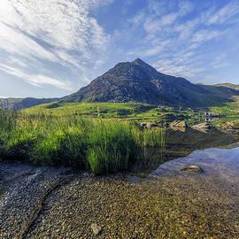 Ian Mitchell - Tryfan Mountain
