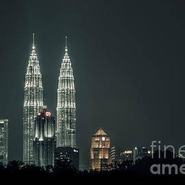 Charuhas Images - Twin Towers