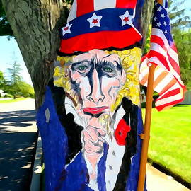 Ed Weidman - Uncle Sam Wants You
