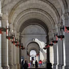 Doug Swanson - Union Station Archway