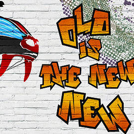 Urban Graffiti - Old is the New New