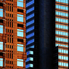 Shoji Fujita - Urban sunlight_Time_3.2