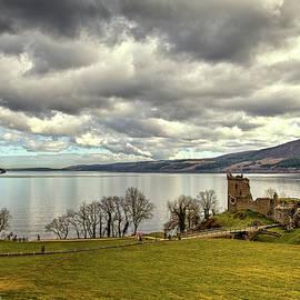 Robert Murray - Urquhart Castle and Loch Ness