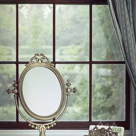 Amanda Elwell - Vanity Mirror In The Window