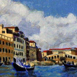 David Zimmerman - Venice