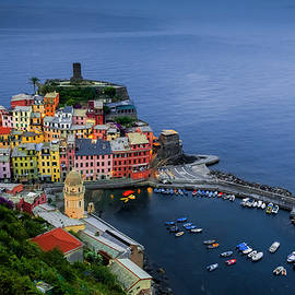 Vernazza View - Andrew Soundarajan