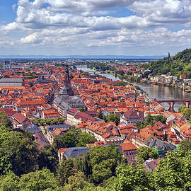 Marcia Colelli - View Of Heidelberg