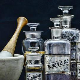 Paul Ward - Vintage Chemistry