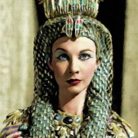 Vivien Leigh Hollywood Actress - Mary Bassett