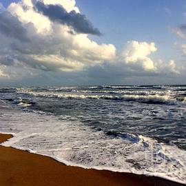 Wadduwa Beach by Noa Yerushalmi