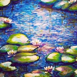 Water Lilies by Marina Wirtz