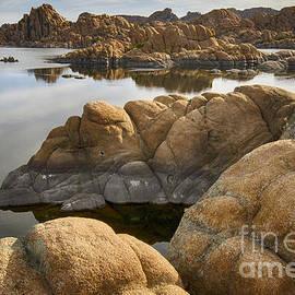 Watson Lake Arizona 13 by Bob Christopher