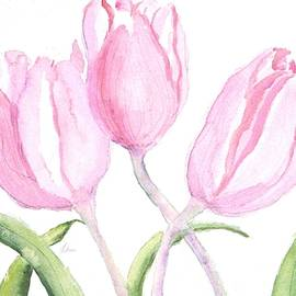 Angela Davies - Whispers Of Spring