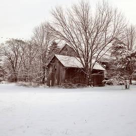 Phill Doherty - Winter Barns