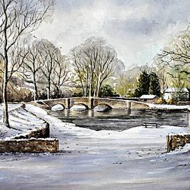 Winter in Ashford by Andrew Read