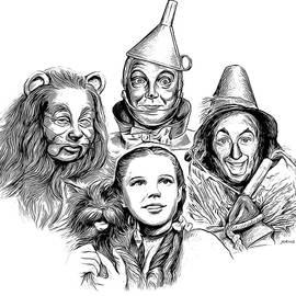 Greg Joens - Wizard of Oz