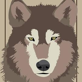 Sarah Skinner - Wolf