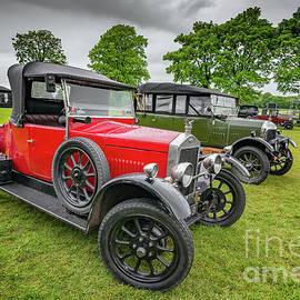Adrian Evans - Wolseley Classic Car