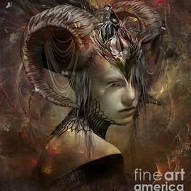 Zodiac Aries by Ali Oppy