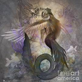 Zodiac Capricorn by Ali Oppy