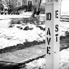 10 Ave And E St Belmar New Jersey by Terry DeLuco