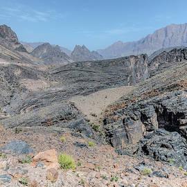 Joana Kruse - Jebel Shams - Oman