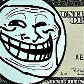 100 Trollar Paper by Marco De Mooy