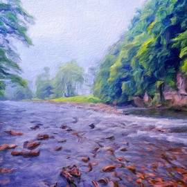 Margaret J Rocha - Nature Oil Paintings Landscapes