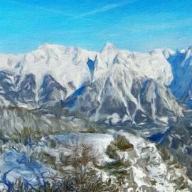 Margaret J Rocha - Oil Painting Landscape Pictures Nature