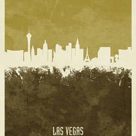 Michael Tompsett - Las Vegas Nevada Skyline