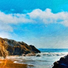 Margaret J Rocha - Nature Original Landscape Painting