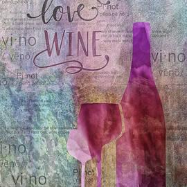 Pamela Williams - 11024 Live Love Wine