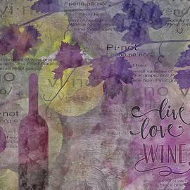 Pamela Williams - 11025 Live Love Wine