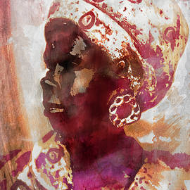 Pamela Williams - 11052 African Woman
