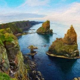 Margaret J Rocha - Oil Painting Landscape Pictures