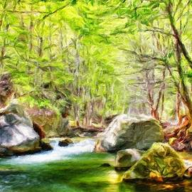 Margaret J Rocha - Art Landscape Nature