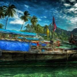 Margaret J Rocha - Nature Landscape Oil Painting