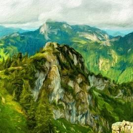 Margaret J Rocha - A Landscape Nature