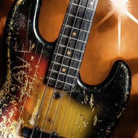 12.1834 011.1834c Jazz Bass 1969 Old 69 by M K Miller