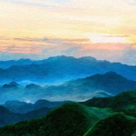 Margaret J Rocha - Nature Oil Painting Landscape