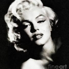 Marilyn Monroe by John Springfield - John Springfield