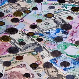 Travel Money - World Economy by Anthony Totah