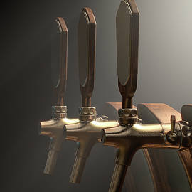 Beer Tap - Allan Swart