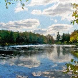 Margaret J Rocha - Nature Landscape Paintings