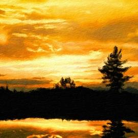 Margaret J Rocha - Nature Scenery Oil Paintings On Canvas